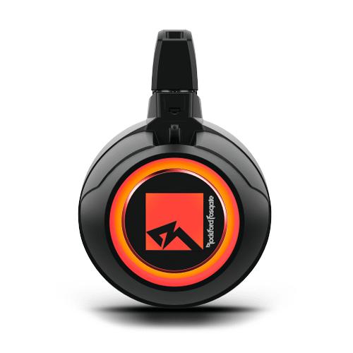 "Rockford Fosgate - M2 8"" Color Optix™ 2-Way Wake Tower Speakers - Black"