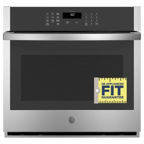 "CLOSEOUT GE® 30"" Smart Built-In Single Wall Oven"