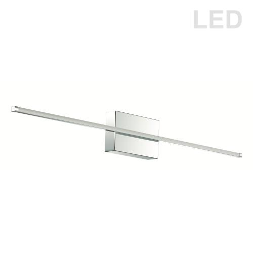 30w Wall Sconce PC W/wh Acrylic Diffuser