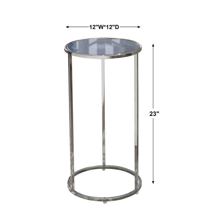 Uttermost - Whirl Drink Table