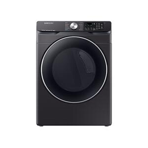 Samsung7.5 cu. ft. Smart Electric Dryer with Steam Sanitize+ in Champagne