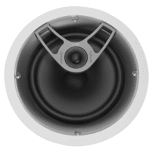 "MC Series Basic In-Ceiling Loudspeaker With 8"" Driver in White"