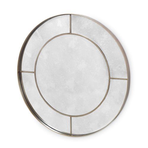 Traverse Round Mirror
