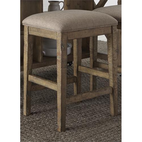 Liberty Furniture Industries - Uph Barstool (RTA)