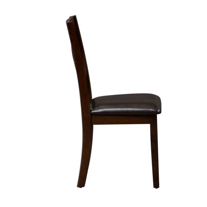 X Back Side Chair- Single Chair