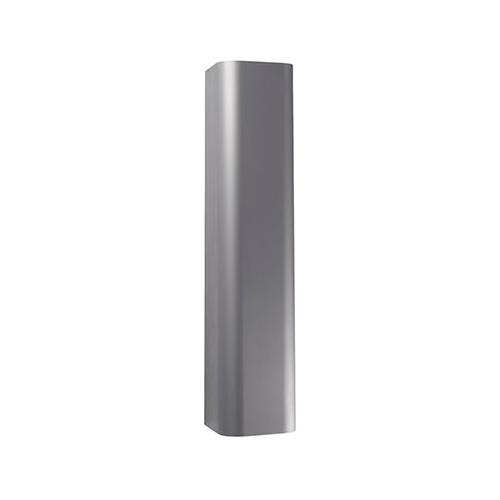 Optional Ducted Flue Extension for RM50000 series range hoods in Stainless Steel