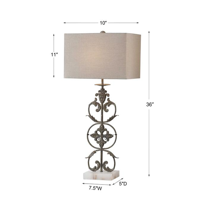 Uttermost - Gerosa Table Lamp