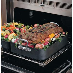 """GlideRack for 27"""" Epicure and Millennia Wall Ovens"""