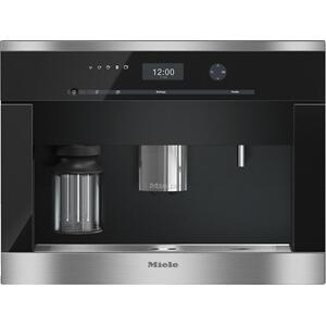 CVA 6405 Built-in coffee machine with bean-to-cup system and OneTouch for Two for perfect coffee enjoyment. Product Image