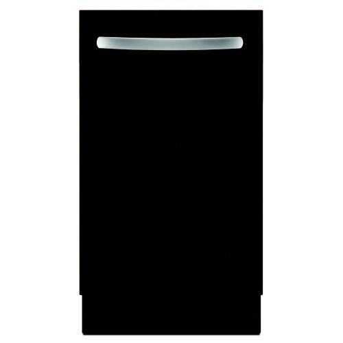 Whirlpool - Top Control Compact Tall Tub Panel-Ready Dishwasher