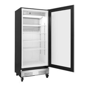 Frigidaire Commercial - Frigidaire Commercial 18.4 Cu. Ft., Glass Single-Door Merchandiser
