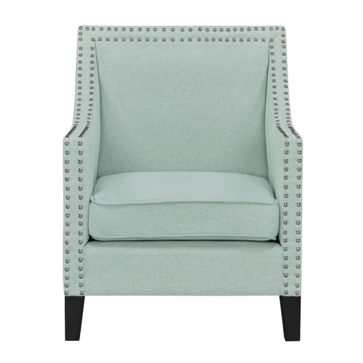 Hailey Accent Chair, Celadon