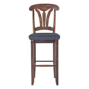 Fixed Barstool 30""