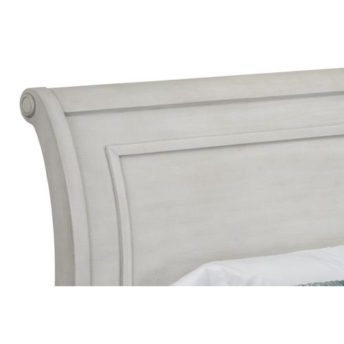 Sarah Twin Sleigh Bed