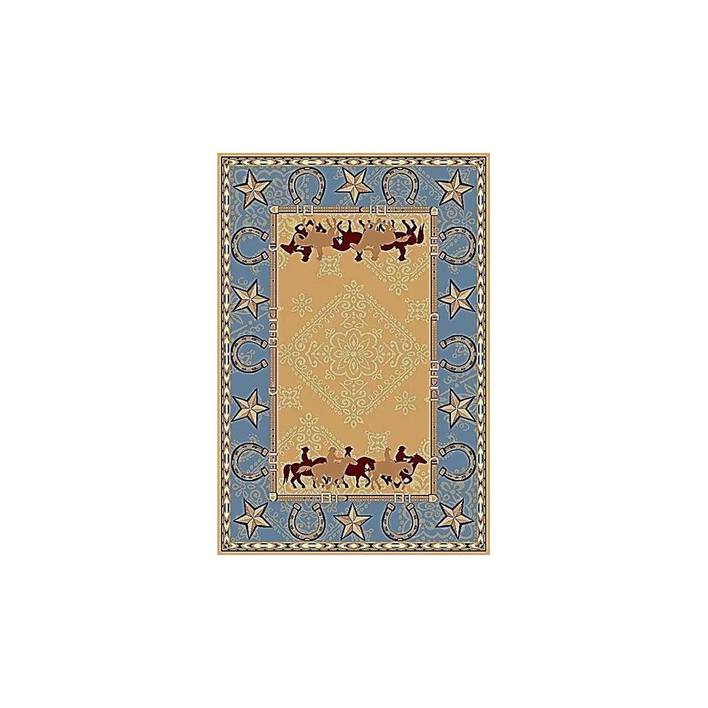 118 Berber Blue Gramercy