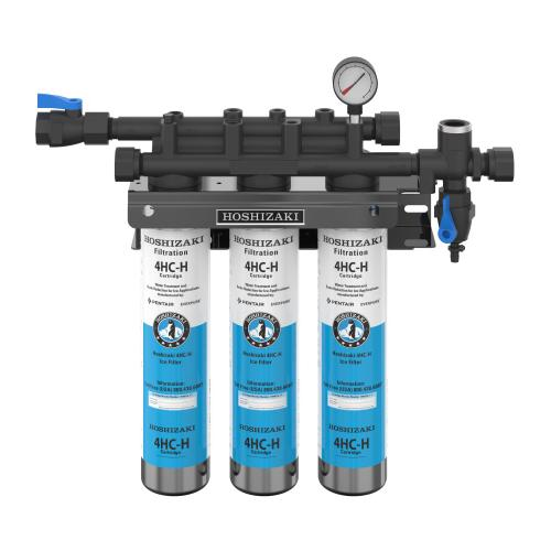 H9320-53, Triple Water Filter System with Manifold & Cartridge