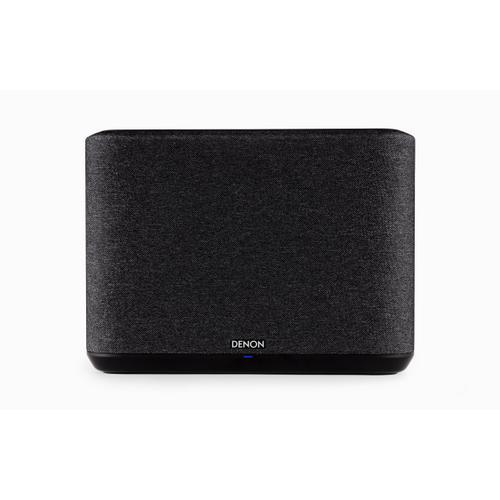 Medium-sized wireless speaker with HEOS Built-in (Black)