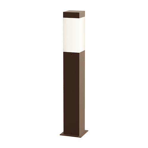 "Square Column™ 22"" LED Bollard"