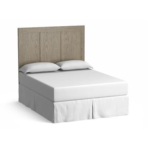 Bassett Furniture - Abingdon Oak Panel Headboard Queen