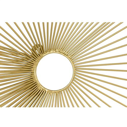 Tov Furniture - Paisley Gold Wall Art