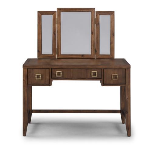 homestyles - Bungalow Vanity With Mirror