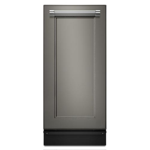 Product Image - 1.4 Cu. Ft. Panel-Ready Built-In Trash Compactor - Panel Ready PA