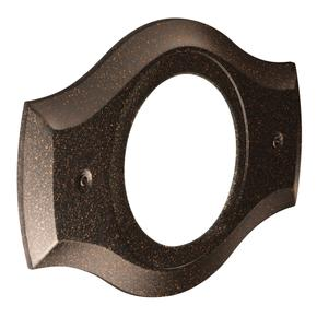 Moen Oil Rubbed Bronze Remodeling Cover Plate for Two & Three-Handle Tub/Showers