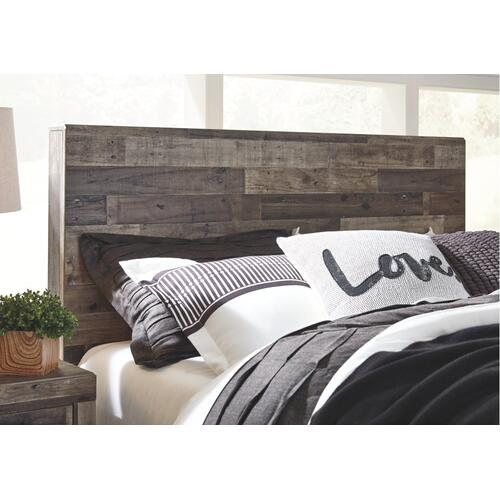 Derekson Full Panel Headboard