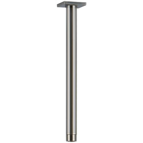 "Ceiling Mount 9.5"" Shower Arm R+S Escutcheon"