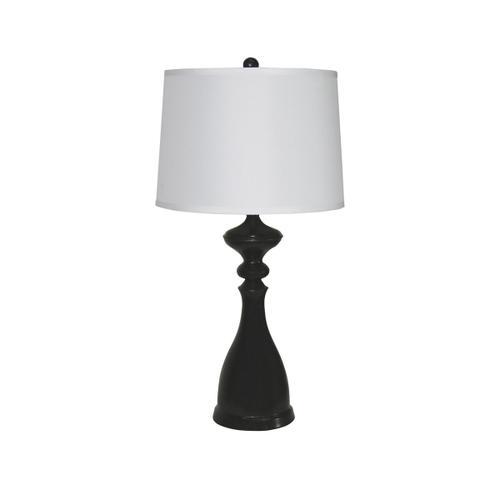 Stein World - Dark Bronze Bottle Table Lamp