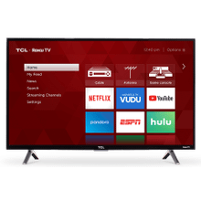 """See Details - TCL 32"""" Class 3-Series HD LED Roku Smart TV - 32S305"""