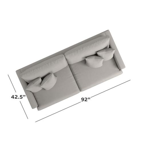 Bassett Furniture - Allure Sofa