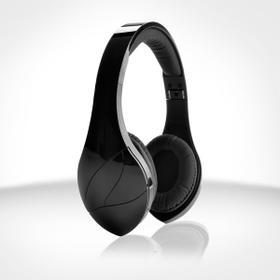 vFree On Ear Bluetooth Headphones (Black)