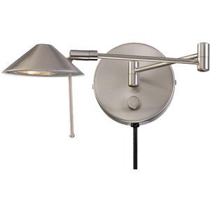 Halogen Wall Lamp, Ps, Type 35w/jc Type