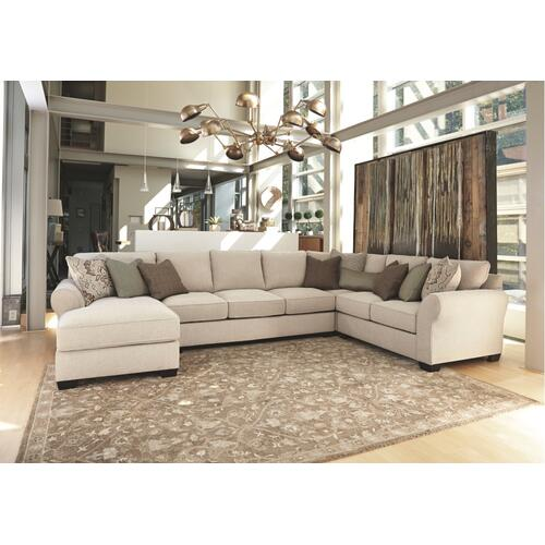 Wilcot 4-piece Sectional With Chaise