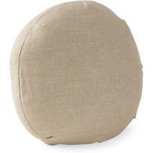 #11 Rd Round Throw Pillow