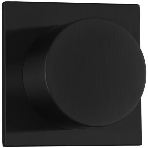 3-Way Diverter Trim Kit, R+S, Black