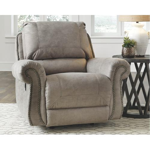 Olsberg Rocker Recliner Steel