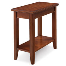 Grayson Narrow Chairside Table #10505-SN