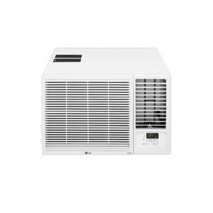 LG Appliances18,000 BTU Smart Wi-Fi Enabled Window Air Conditioner, Cooling & Heating