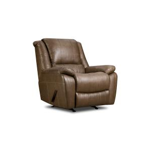 Simmons Upholstery - Rocker Recliner With Gel Seating