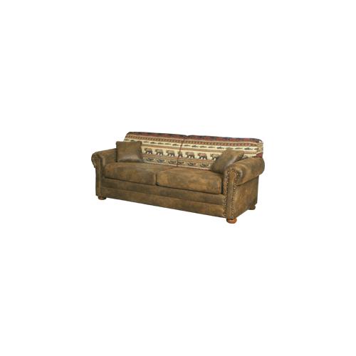 "Best Craft Furniture - 3416 Queen Sleeper 6"""