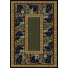 Hautman Bear Family Rugs