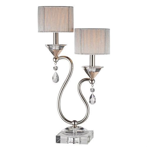 Stein World - Krystal Table Lamp