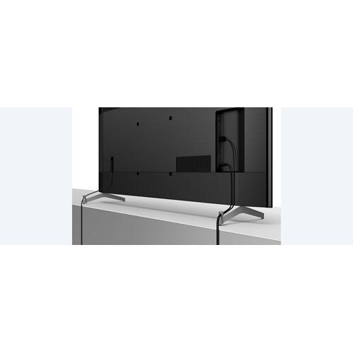 X900H  Full Array LED  4K Ultra HD  High Dynamic Range (HDR)  Smart TV (Android TV)