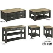 H953 Lyle Creek Tables