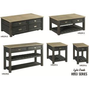 England FurnitureH953 Lyle Creek Tables