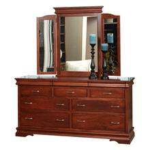 See Details - Legacy Dresser with Mirror