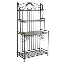 Iron Bakers' Rack Frame