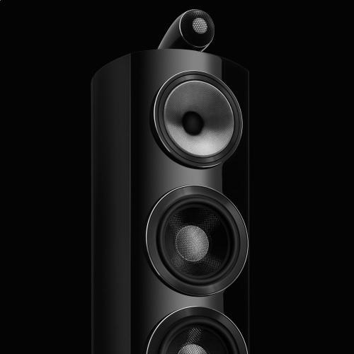 Gloss Black 804 D3 Floorstanding speaker